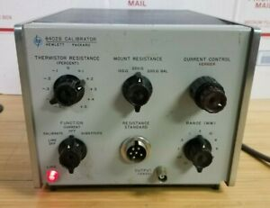 Agilent 8402B Calibrator