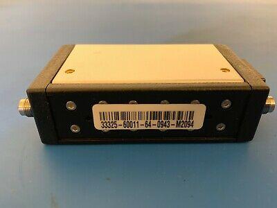 Agilent PRG-33325-60011 Attenuator | Component