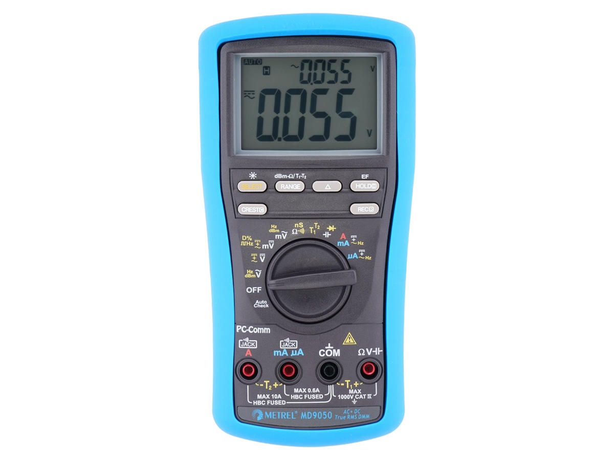 Metrel MD 9050 Digital Multimeter