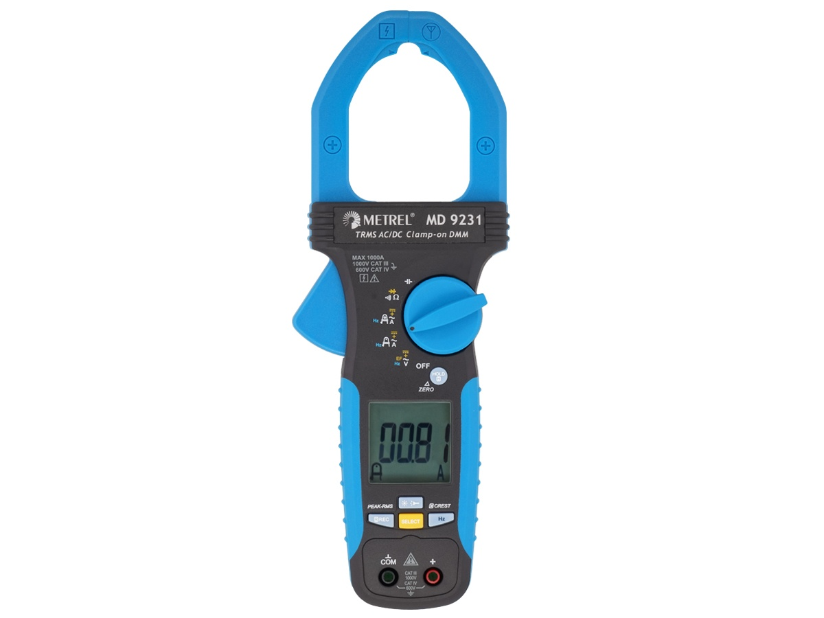 Metrel MD 9231 Clamp Meters