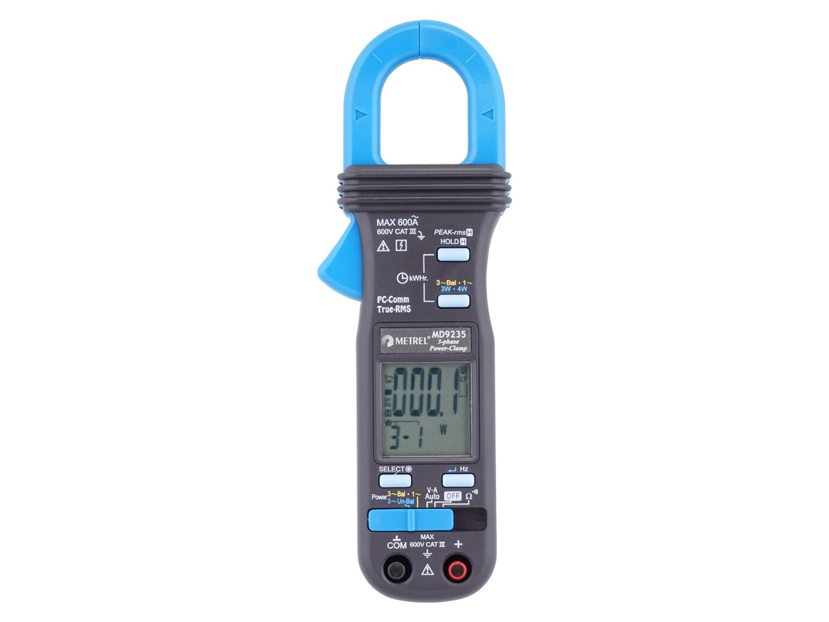 Metrel MD 9235 Clamp Meters