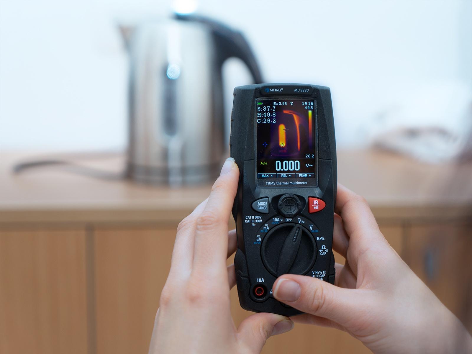 Metrel MD 9880 Thermal Cameras