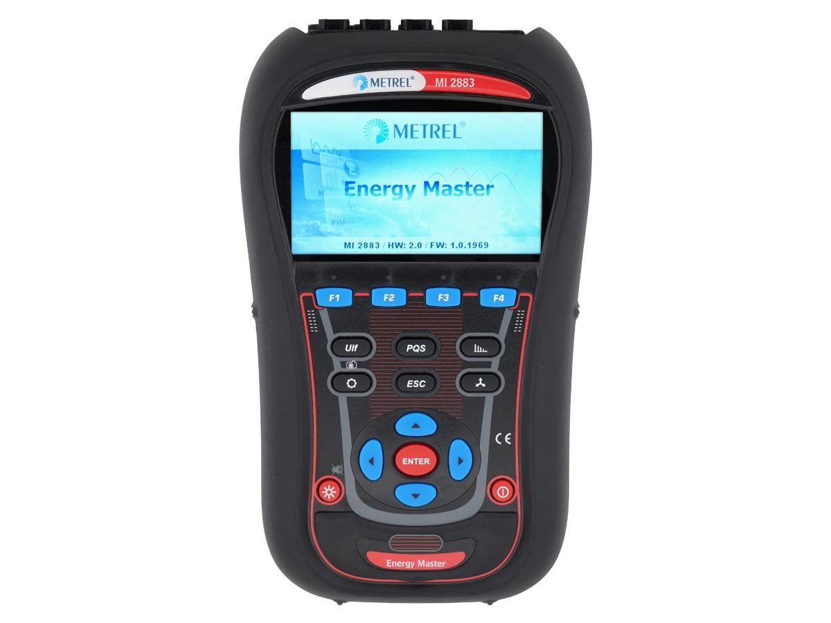 Metrel MI 2883 Power Quality Analaysing Class S