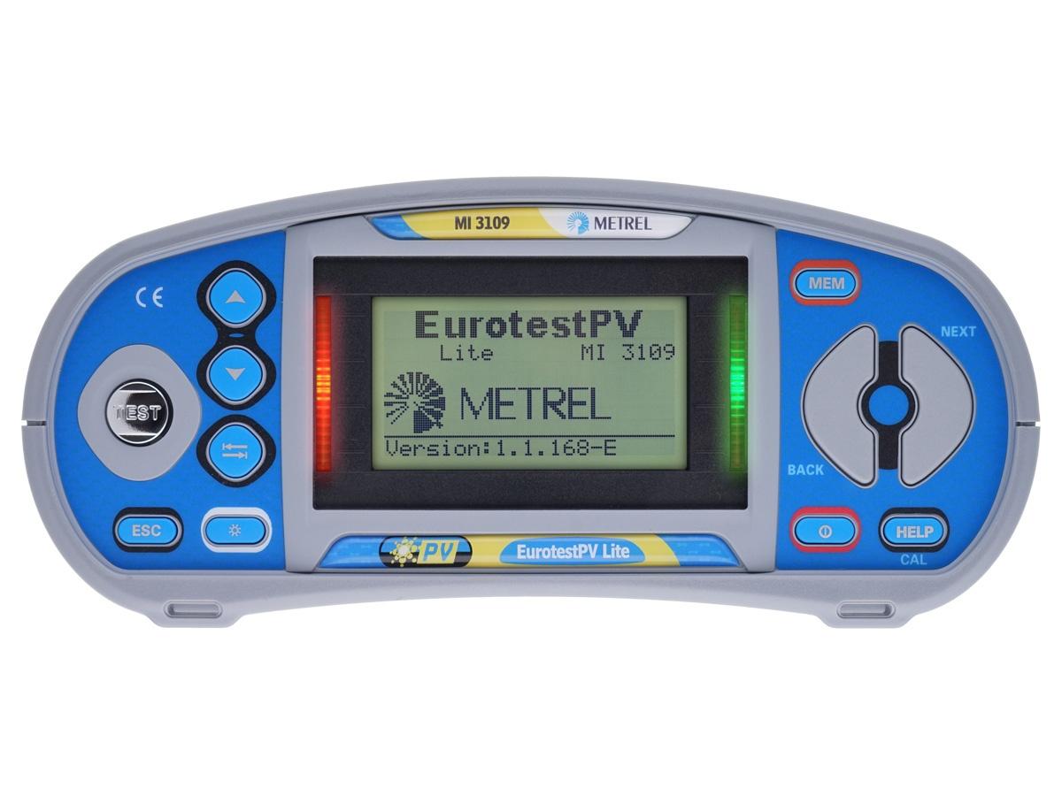Metrel MI 3109 Photovoltaic