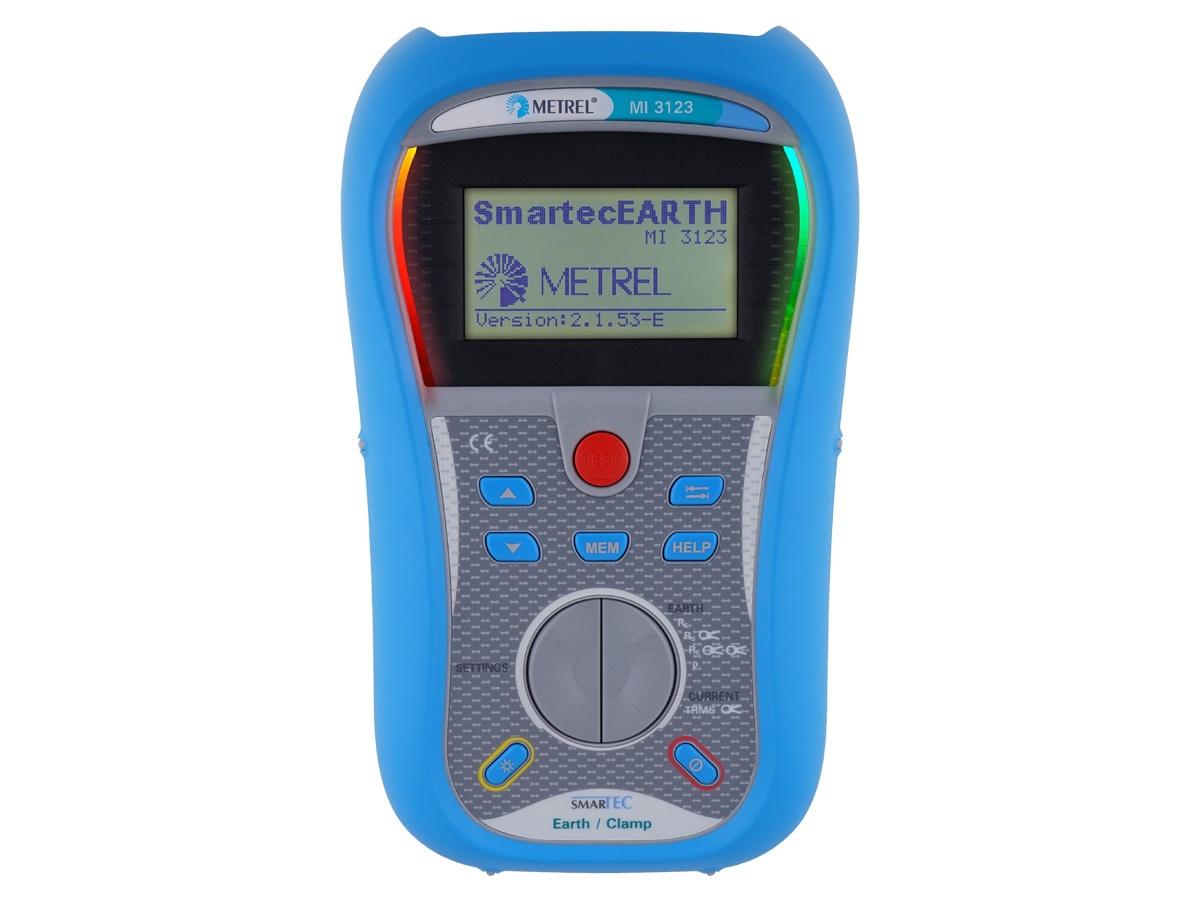 Metrel MI 3123 Ground (Earth) Tester