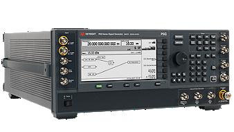 Keysight E8267D w/520 Vector Signal Generator