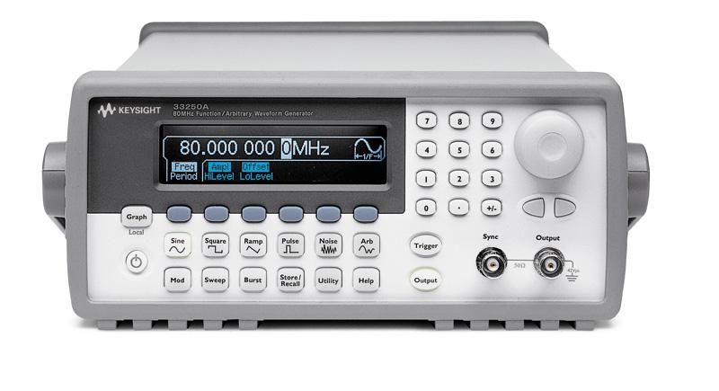 Keysight 33250A Function/Arbitrary Waveform Generator