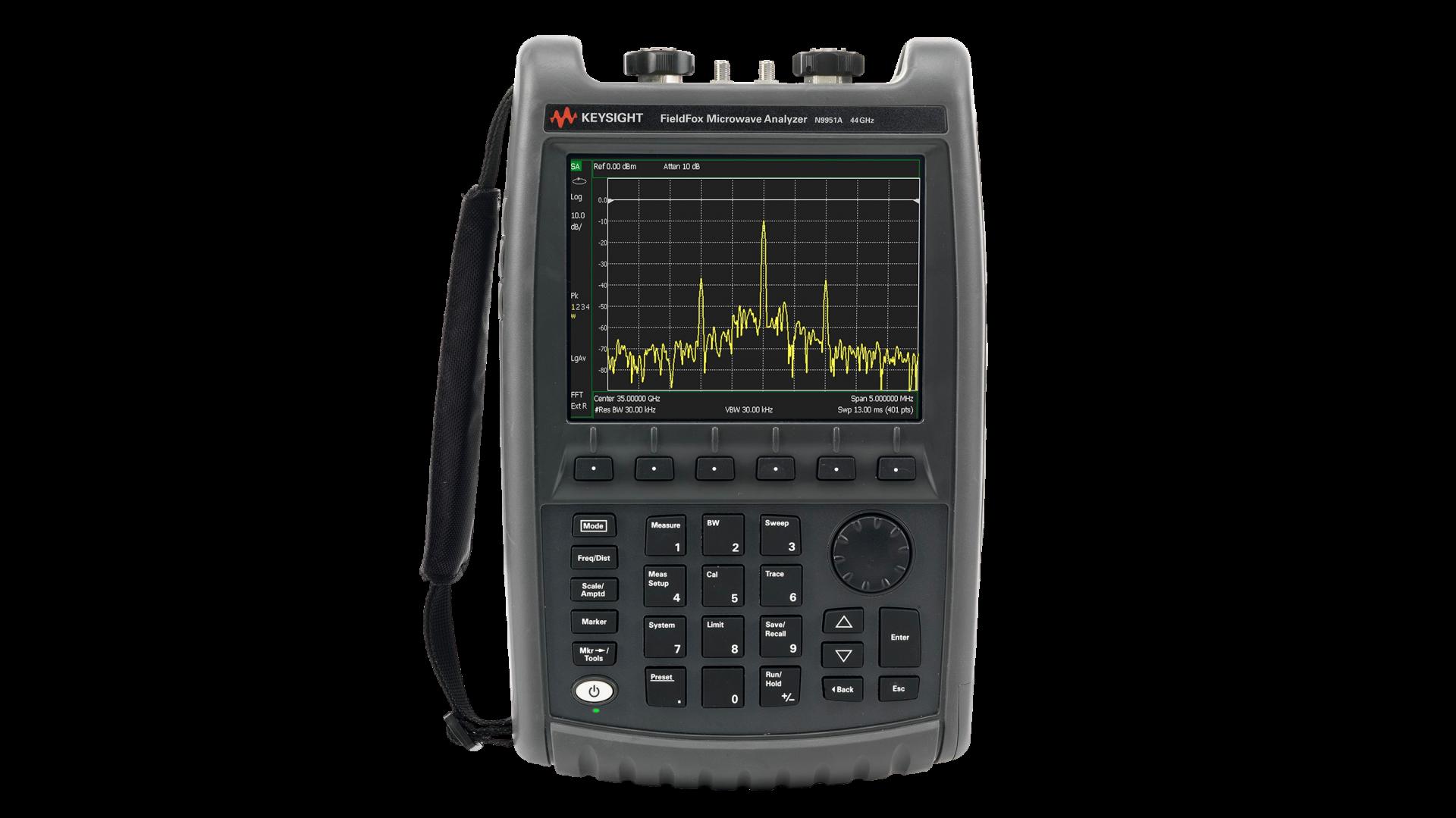 Keysight N9951A w/210, 233 Microwave Analyzer